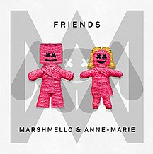 Marshmello & Anne-Marie - FRIENDS Mp3