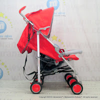 Junior L'abeille 2003SL Twin Baby Stroller