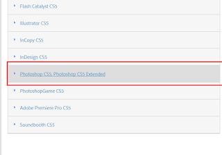 Download Photoshop CS5 Extended dari Situs Resmi