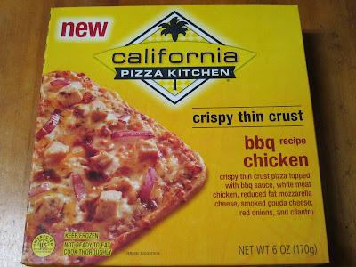California Pizza Kitchen Individual Pizza
