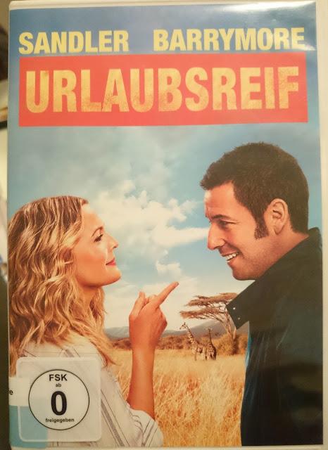[Film Friday] Urlaubsreif / Blended