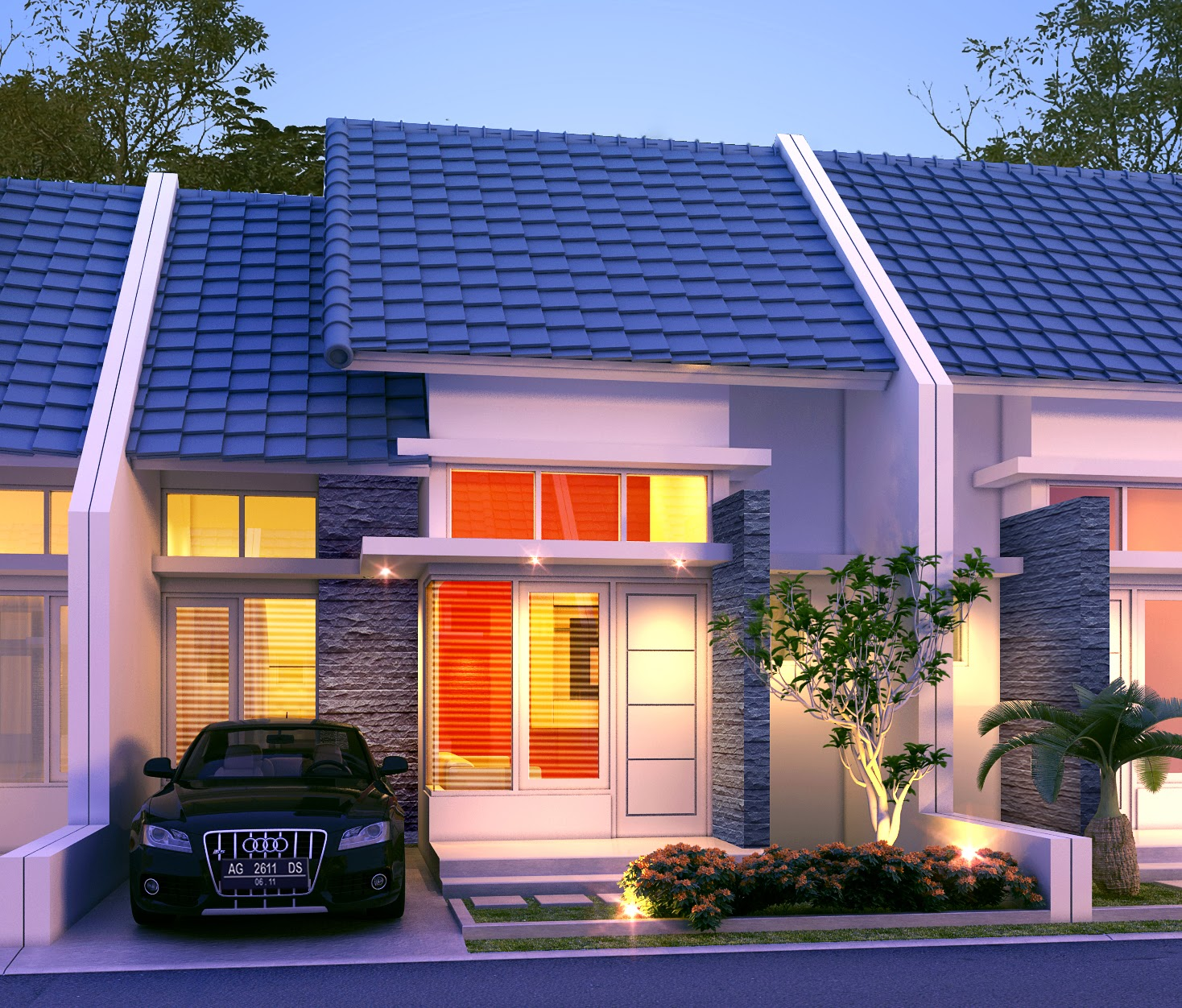 Desain Terbaru Rumah Tipe 36 Info Lowongan Kerja ID