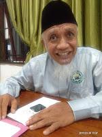 Ini Syarat Menjadi Imam Masjid Menurut Ketua DMI Kota Bima
