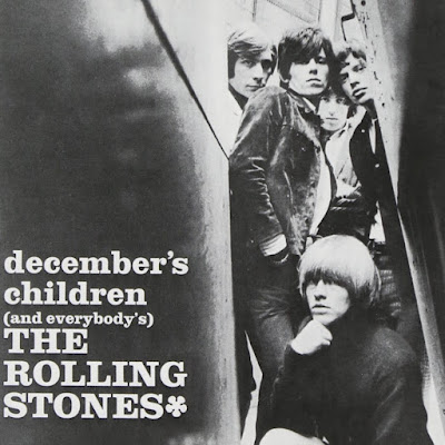 The album cover of the Rolling Stones' December's Children (And Everybody's).
