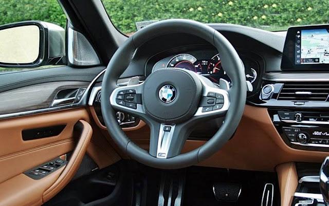 2018 BMW M550i xDrive Driven