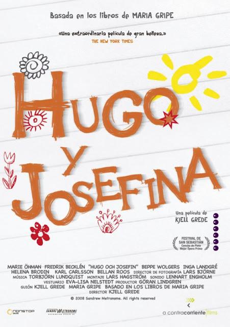 Hugo and Josephine Film Poster D. Kjell Grede