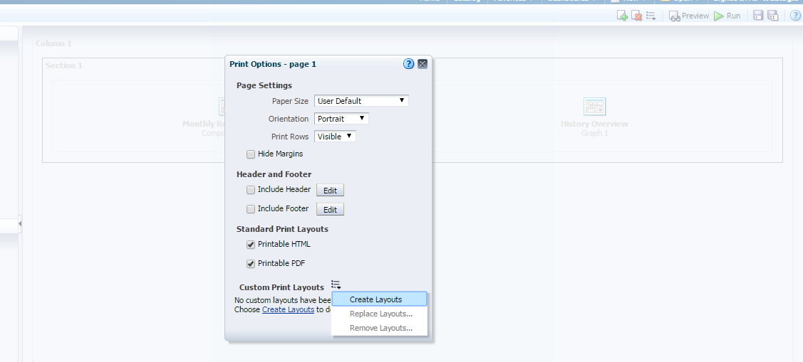Vishal's blog: Easy method to create BIP 11g reports on