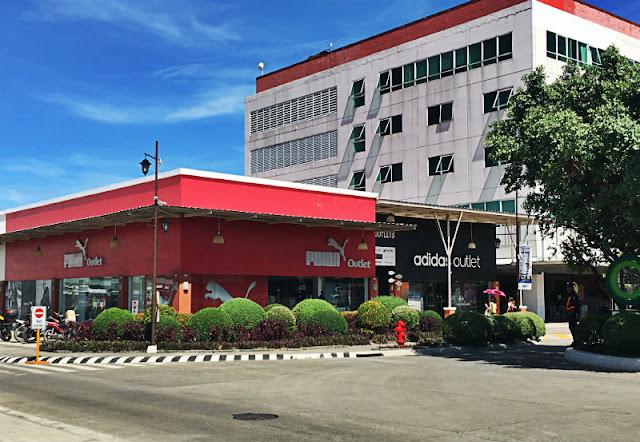 The Outlets at Pueblo Verde Lapu-Lapu City Cebu
