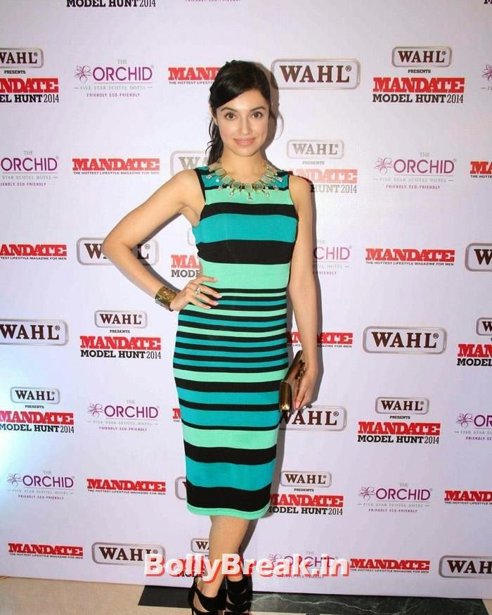 Divya Khosla Kumar, Mandate Model Hunt 2014 Grand Finale Photo Gallery