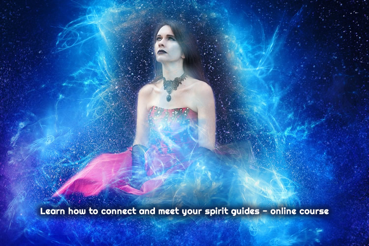 connect and meet your spirit guides online course
