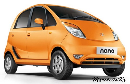 Harga Mobil Tata Nano