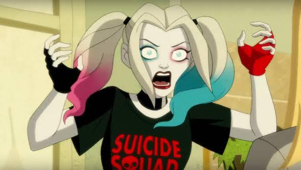 Harley Quinn Olmuş Mu?