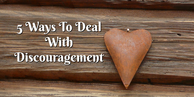 5 Ways to Deal With Discouragement