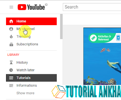 Cara Menambahkan Link Website dan Social media di Youtube (Channel Art)