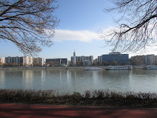 Vistas desde Isla Margarita Budapest