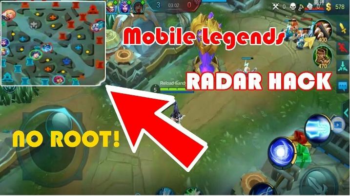 Mobile Legends Bang Bang 5v5 Mod Latest Version
