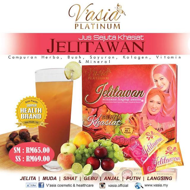 Testimoni Jelitawan V'asia
