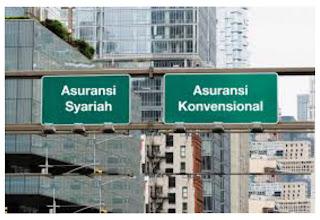 Definisi asuransi syariah & asuransi konvensional