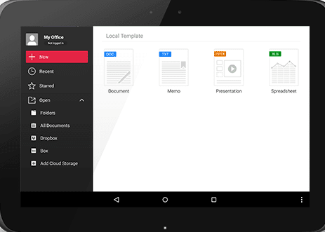 WPS Office + PDF v10 0 3 Cracked APK [Latest] - ZeroDL