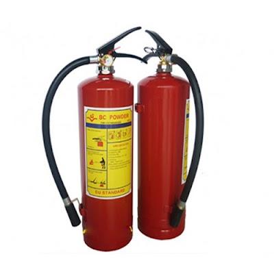 Bình chữa cháy bột BC MFZ4 4kg