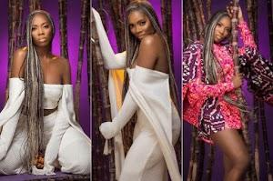Tiwa Savage is peng in stunning new photos