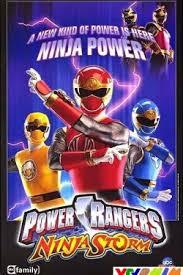 Siêu Nhân Cuồng Phong - Power Rangers Ninja Storm 2013 Poster
