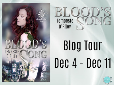 Blog Tour incl Guestpost & Giveaway: Tempeste O'Riley - Blood Song (House Millar)