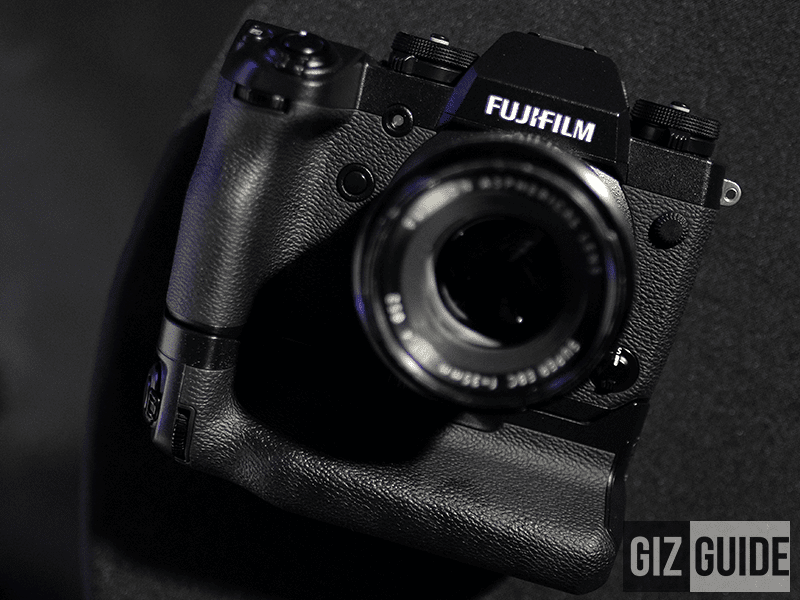 Fujifilm X-H1 launched in the Philippines!