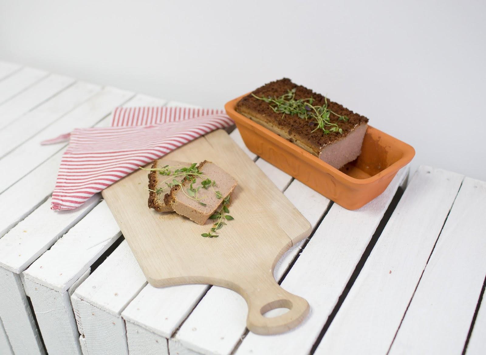 Przepis na pasztet jak zrobić domowy pasztet pasztet błyskawiczny szybki przepis inspiracje co dodać jakie dodatki do pasztetu inspiracja pomysł dania na święta browin domowy zdrowy fit jedzenie przepisy blog kulinarny