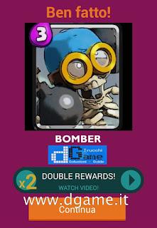 Soluzioni Quiz Clash Royale card livello 22