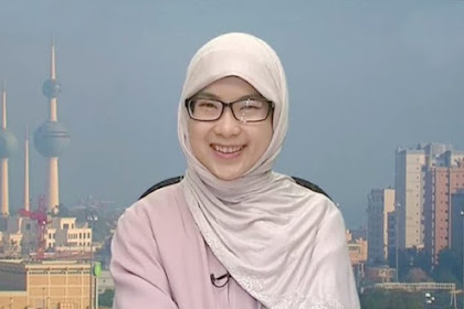 Takjub! Muslimah Cina Ini Mengajarkan Bahasa Arab Dengan Fasih Di Sekolah Umum Kuwait, Banyak Kejadian Lucu Yang Dialaminya