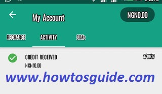 how to  use mcent browser and get recharge card