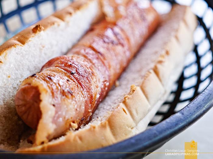 Jammers Boracay Hotdogs