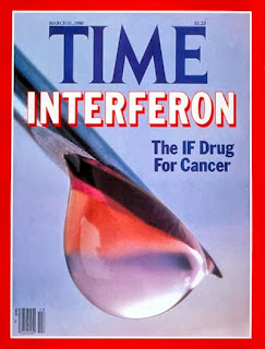 Interferon: Cover story for TIME Magazine