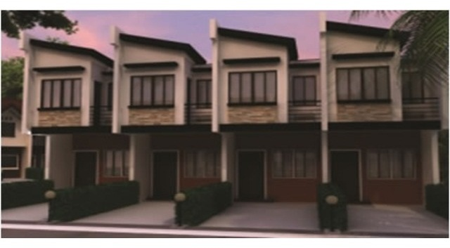 Affordable Homes Philippines Brand New 3 Bedroom Townhouse For Sale In Gatchalian Village Las