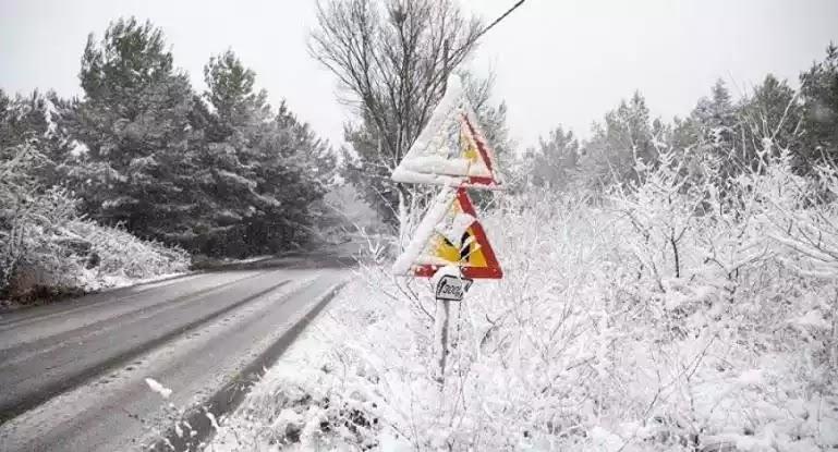 Ψυχρή εισβολή από Σάββατο και θερμοκρασίες κάτω από το μηδεν
