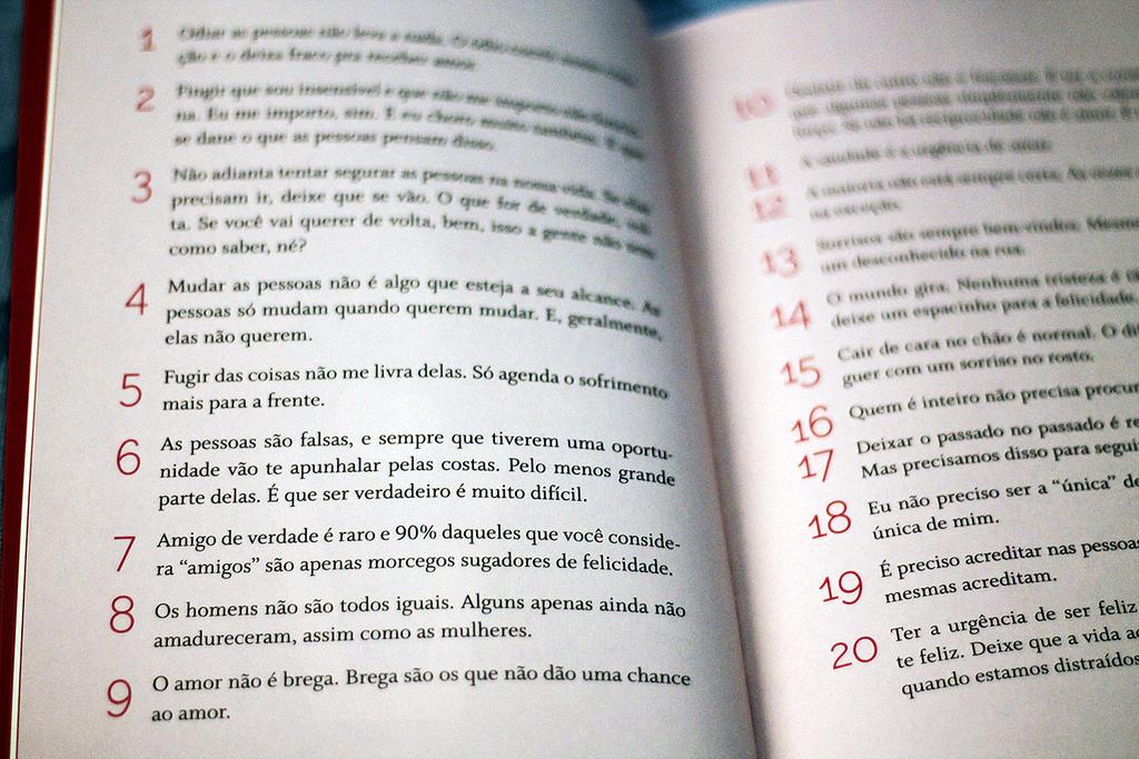 Frases Do Livro Não Se Apega Não O Mundo Da Tutty