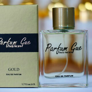 Parfum GUE Wangi beda yang unik dan elegan Membuat Tampil Lebih Percaya diri