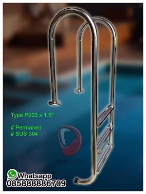 """Jual Tangga Kolam Renang Type P203 X 1.5"""""""