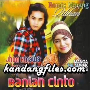 Jhon Kinawa & Laura - Baniah Cinto (Full Album)