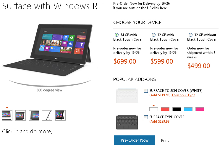 Windows 8 surface tablet price / Bars in amsterdam ny