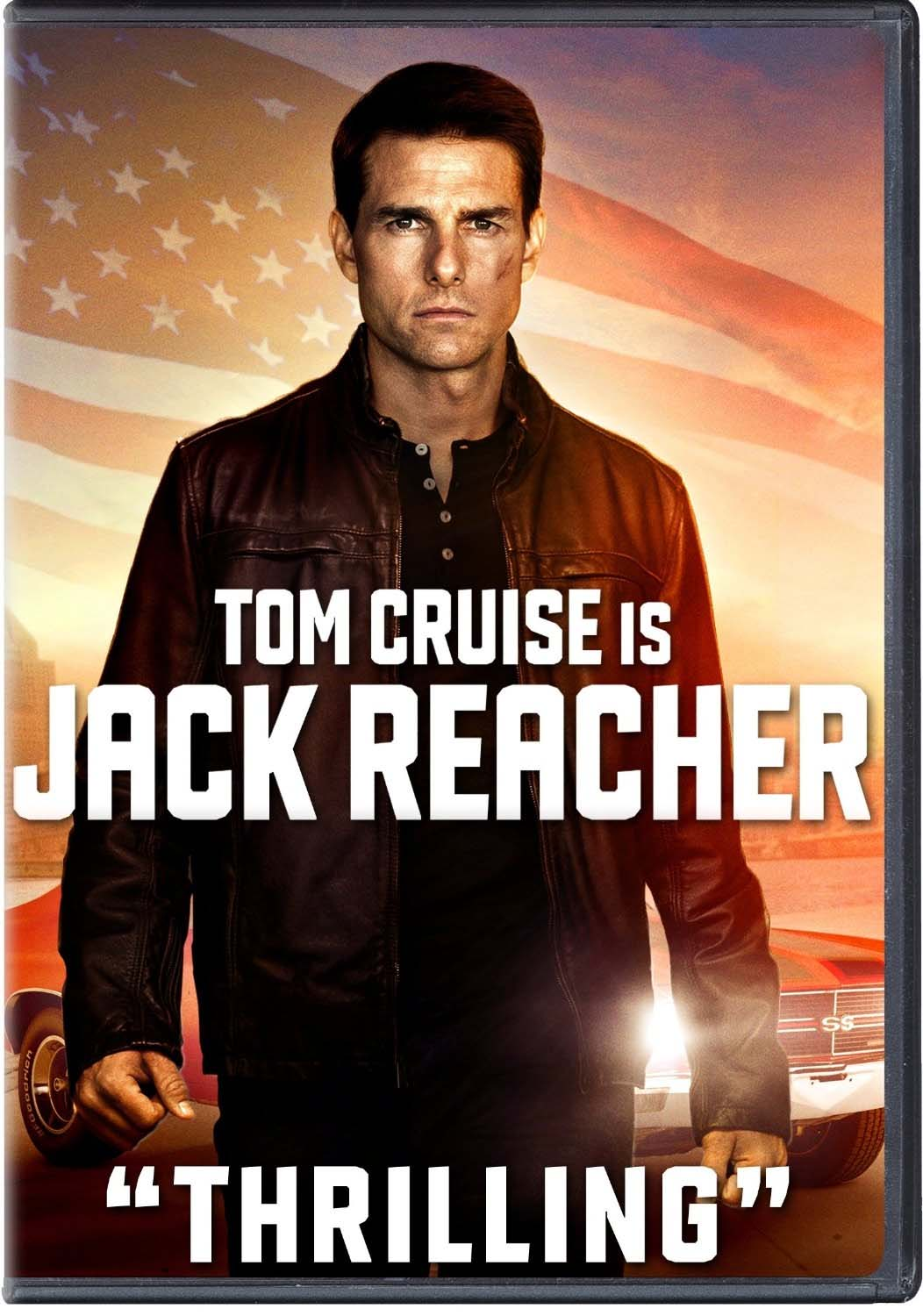 Rick's Cafe Texan: Jack Reacher: A Review