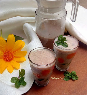 Finger millet Yogurt