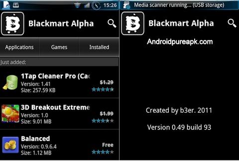 Blackmart Alpha Apk