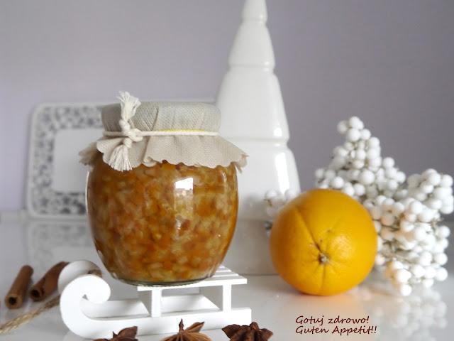 Skórka pomarańczowa w syropie II - zdrowsza wersja  - Czytaj więcej »