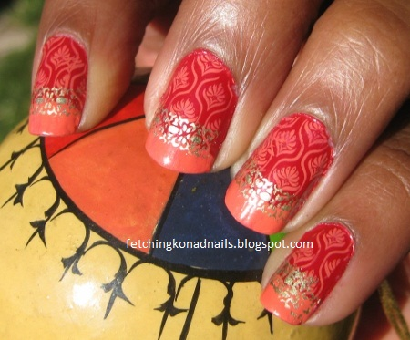 Nail Stamps India