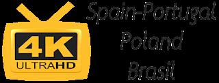 Spain MOVISTAR M3U Poland Polsat Brasil Telecine RTP