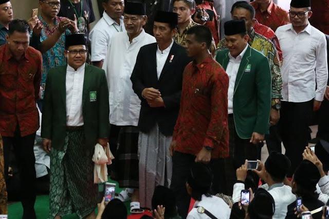 Said Aqil ke Jokowi: Jangan Kondisi Genting Saja Baru Silaturahmi ke NU & Muhammadiah : kabar Terupdate Hari Ini