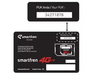 Kode id Outlet Semua Operator Smartfren