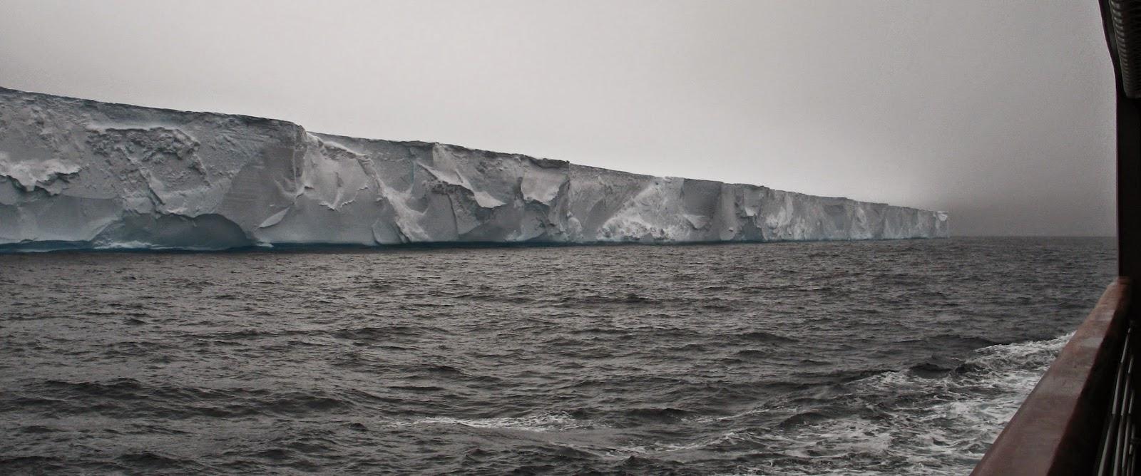 mer de Weddell Antarctique